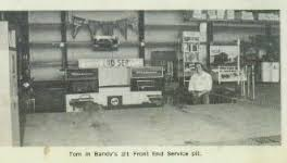 Bandys Auto Service Old